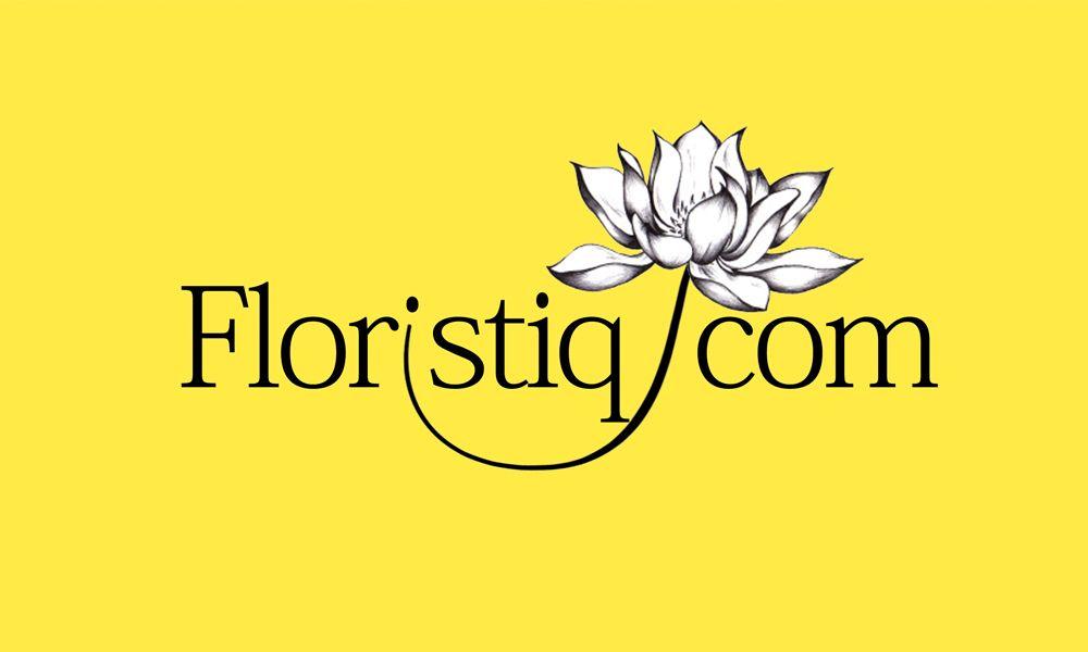 Логотип и фирм. стиль цветочного салона - дизайнер disy