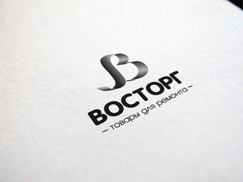 Логотип обойного дома - дизайнер VF-Group