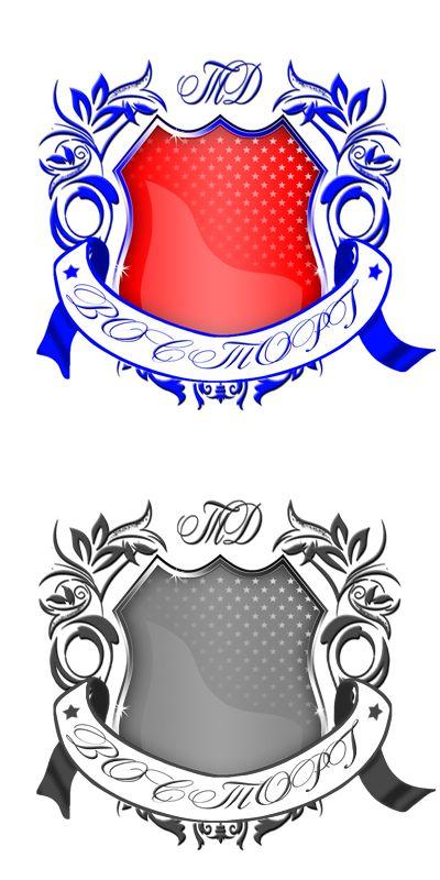 Логотип обойного дома - дизайнер REM_PRV