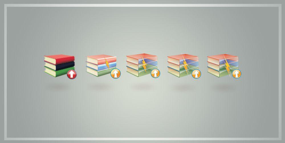 Иконки для плагинов - дизайнер LLight