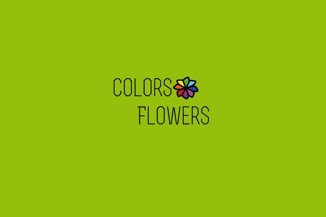 Colors & Flowers Логотип и фирменный стиль - дизайнер Fanitta