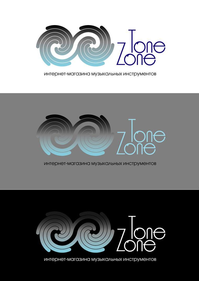 Лого и фирм. стиль инет-магазина муз. инструментов - дизайнер Krakazjava