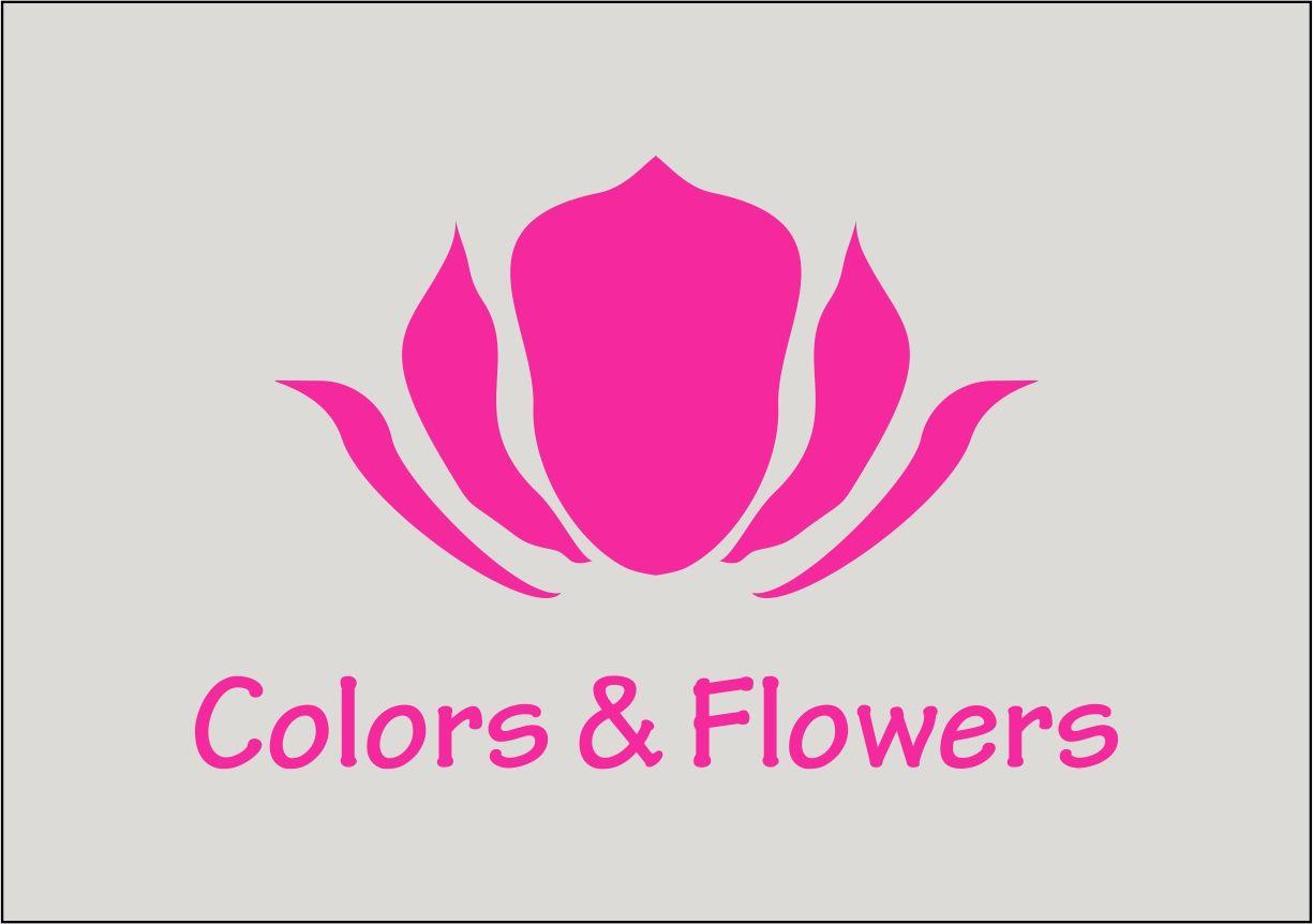 Colors & Flowers Логотип и фирменный стиль - дизайнер Krasivayav