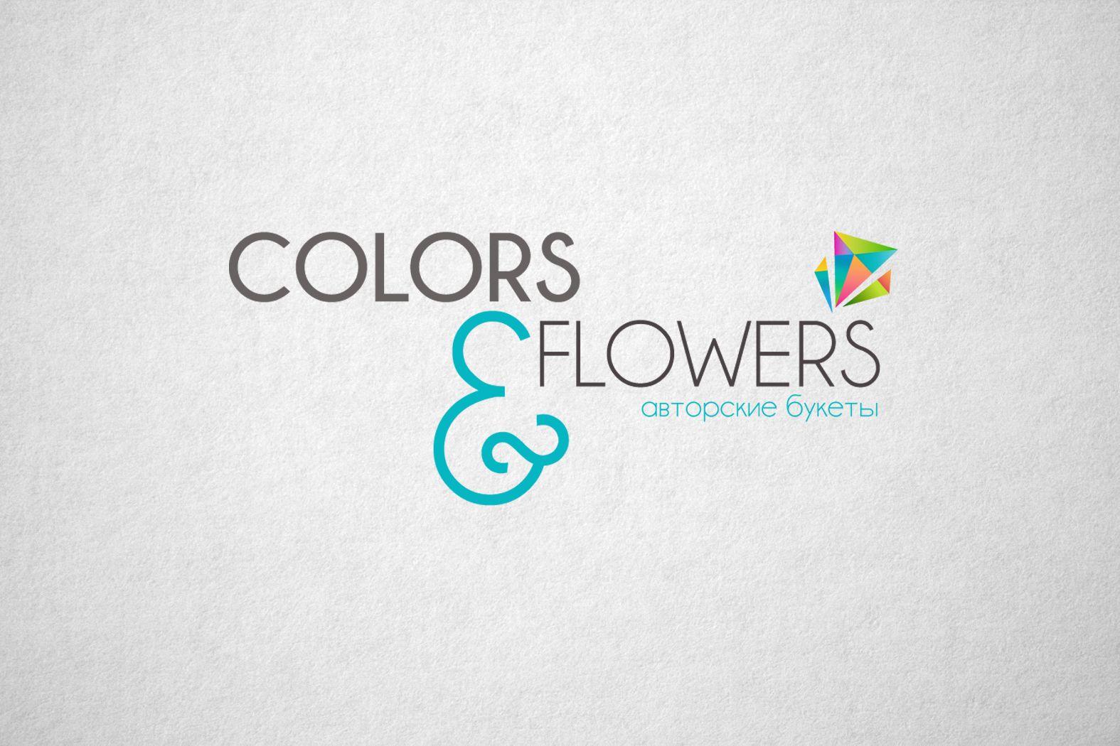 Colors & Flowers Логотип и фирменный стиль - дизайнер funkielevis