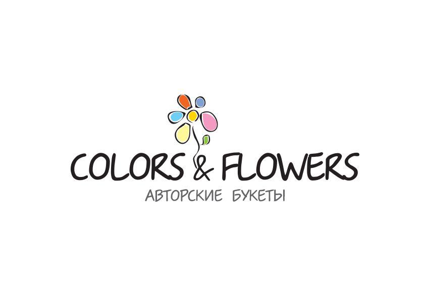 Colors & Flowers Логотип и фирменный стиль - дизайнер pr80