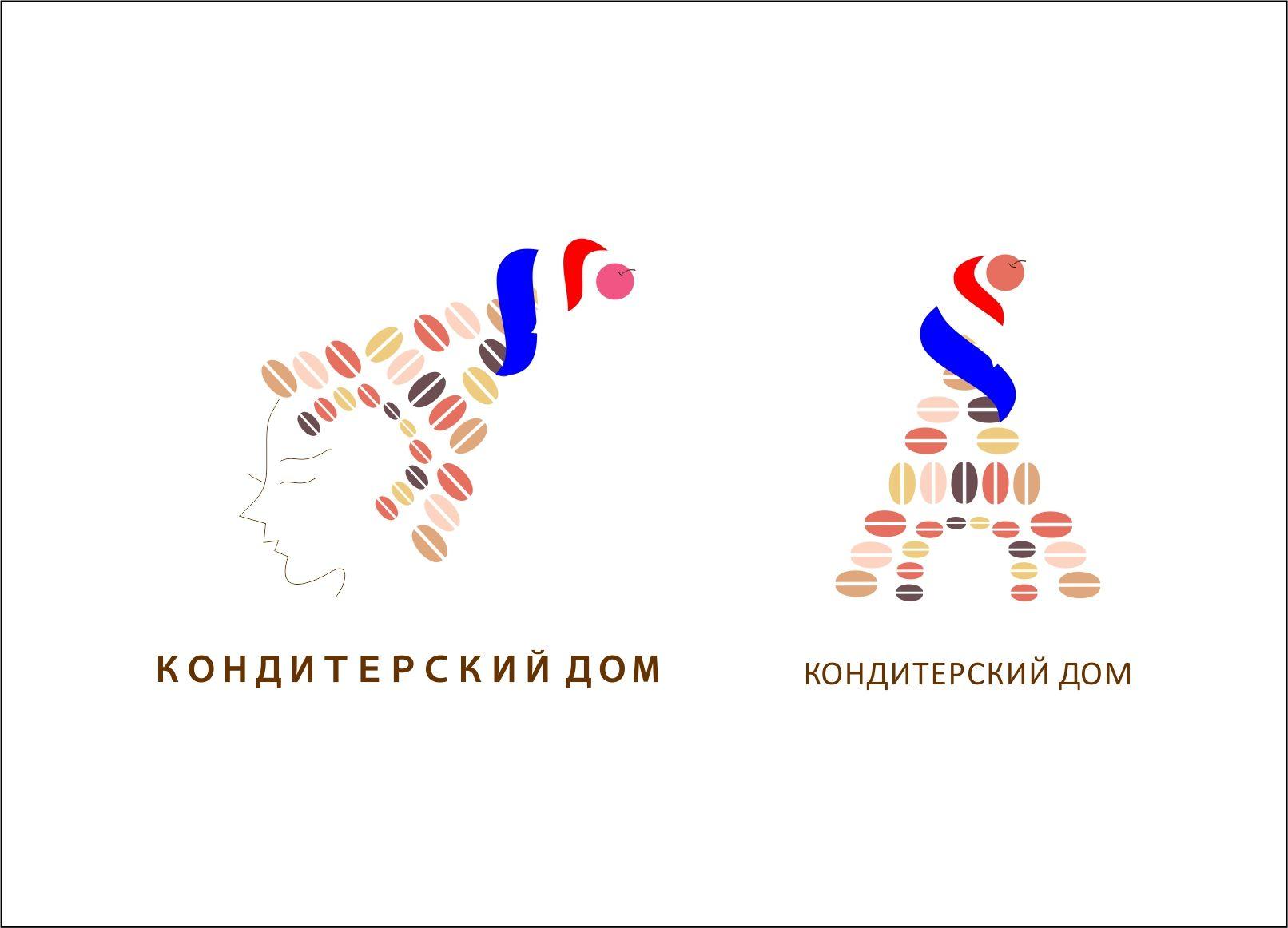 Логотип - Кондитерский дом - дизайнер Krasivayav