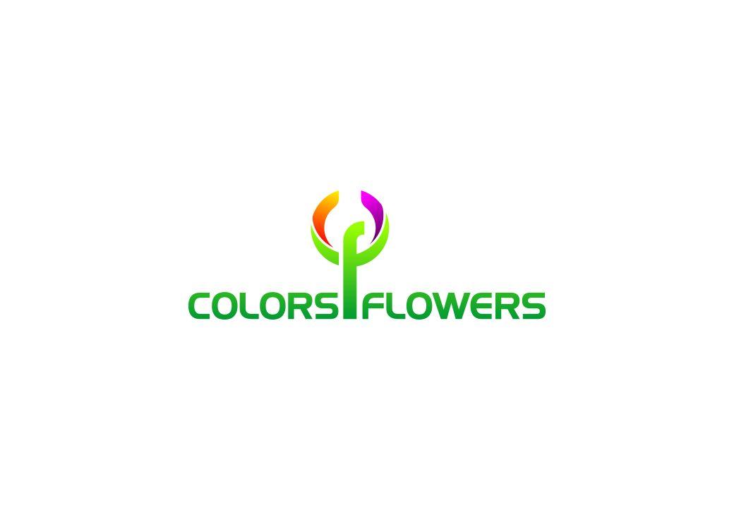 Colors & Flowers Логотип и фирменный стиль - дизайнер robert3d