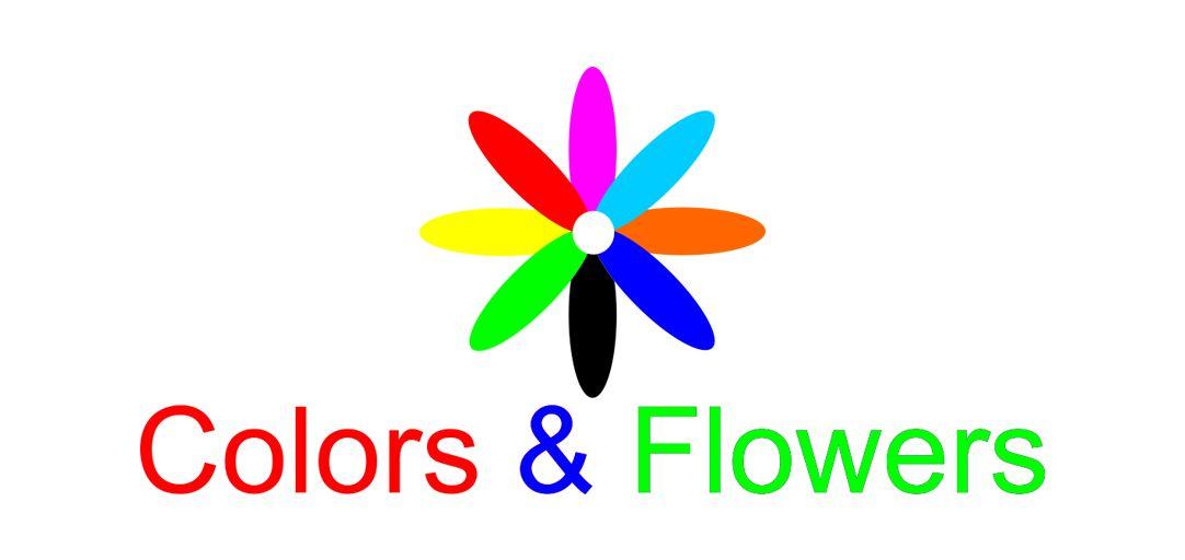 Colors & Flowers Логотип и фирменный стиль - дизайнер salawar