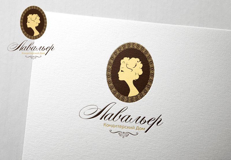 Логотип - Кондитерский дом - дизайнер ready2flash