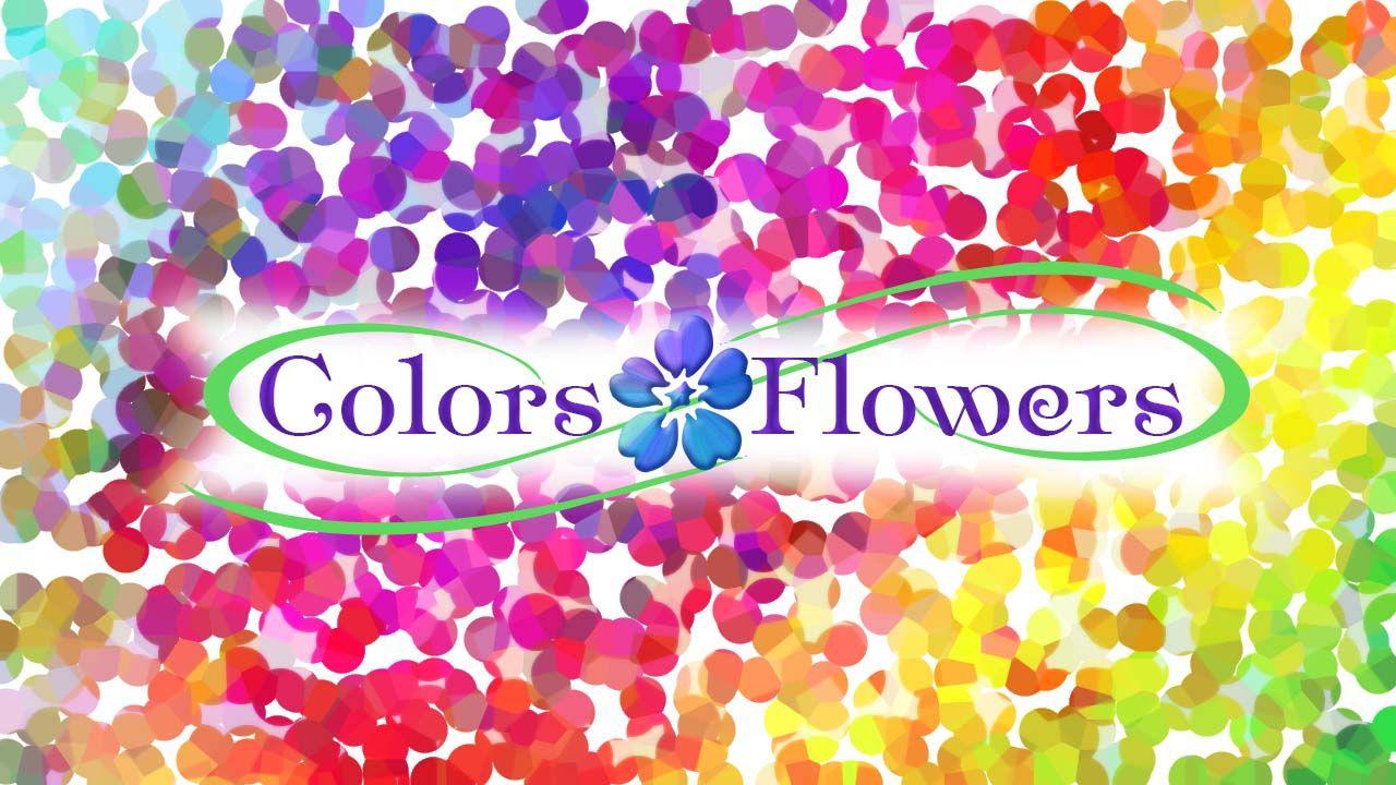 Colors & Flowers Логотип и фирменный стиль - дизайнер EVA23