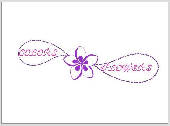 Colors & Flowers Логотип и фирменный стиль - дизайнер alena26