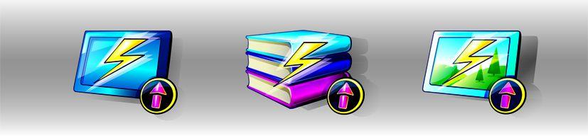 Иконки для плагинов - дизайнер Andre2010