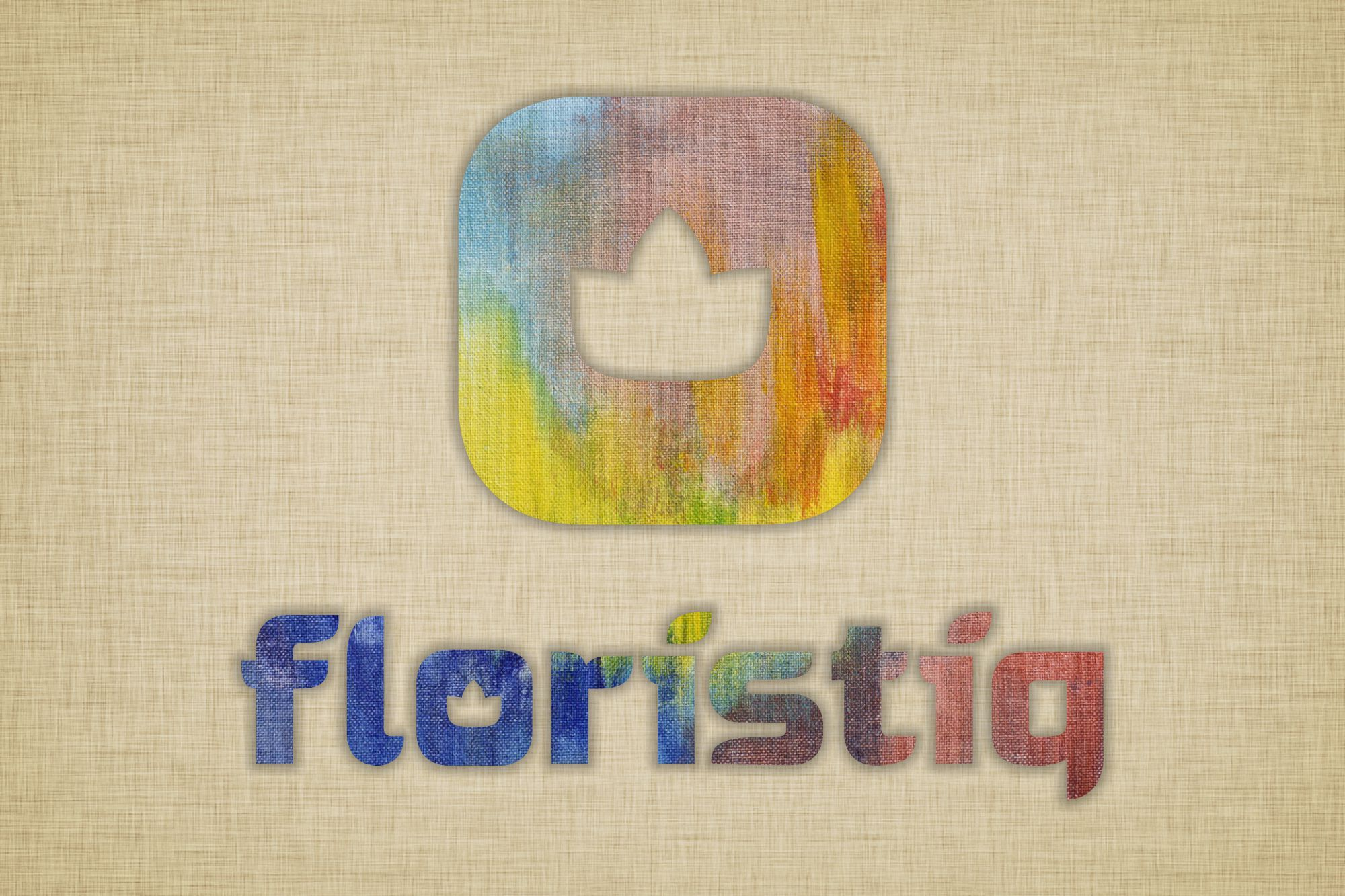 Логотип и фирм. стиль цветочного салона - дизайнер TRUESIBEARIAN