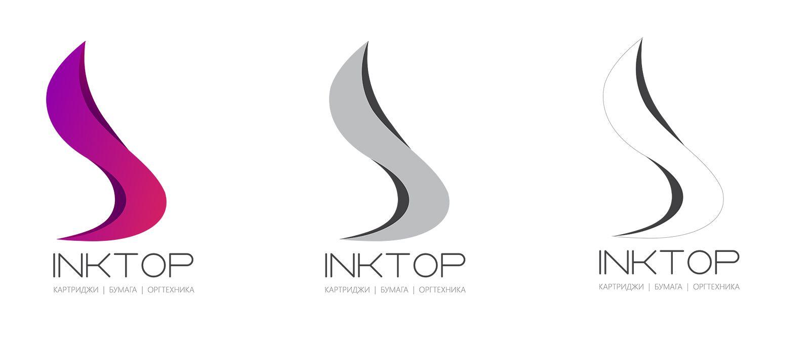 Логотип и фирм.стиль для магазина картриджей - дизайнер DynamicMotion