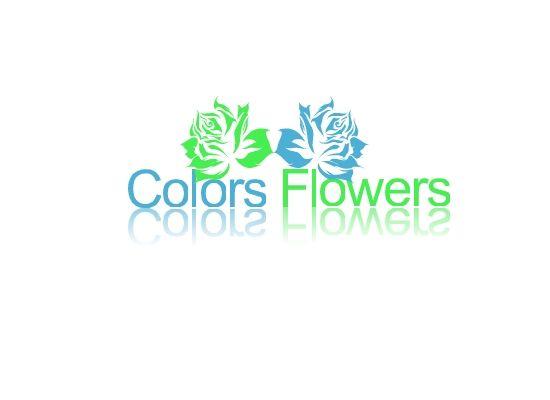 Colors & Flowers Логотип и фирменный стиль - дизайнер enter_shikari