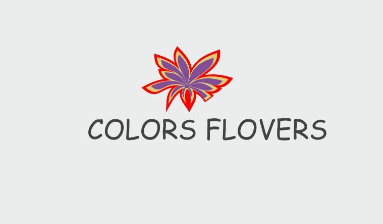 Colors & Flowers Логотип и фирменный стиль - дизайнер sv58