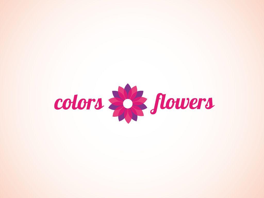 Colors & Flowers Логотип и фирменный стиль - дизайнер alpine-gold