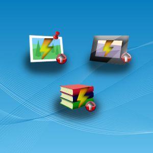 Иконки для плагинов - дизайнер fMjkE