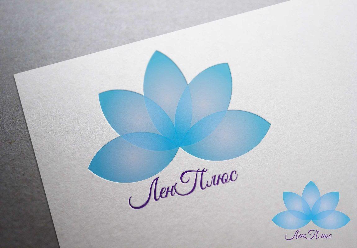 Логотип интернет-магазина ЛенПлюс - дизайнер anatoly_basov
