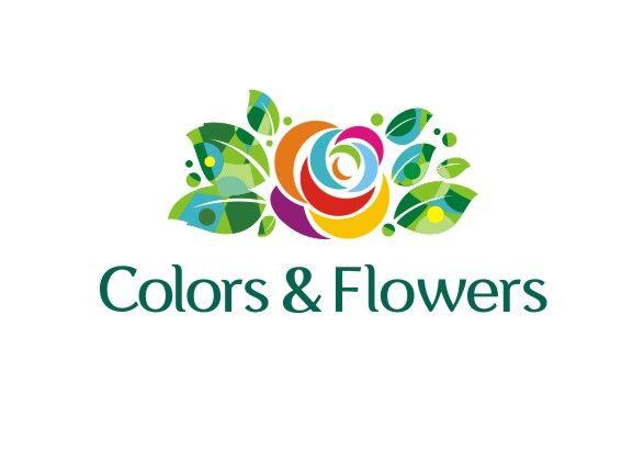 Colors & Flowers Логотип и фирменный стиль - дизайнер Olegik882