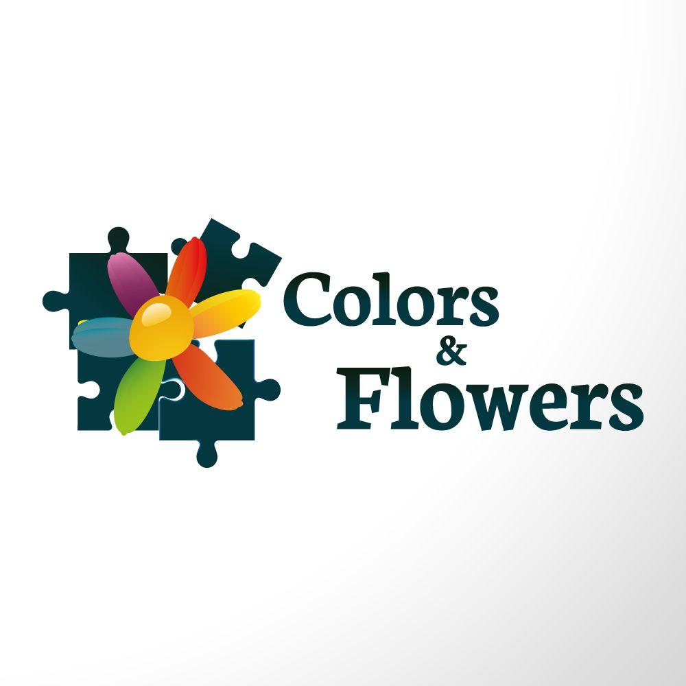 Colors & Flowers Логотип и фирменный стиль - дизайнер Denis_Koh