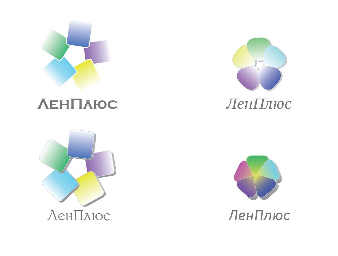 Логотип интернет-магазина ЛенПлюс - дизайнер Capp1e