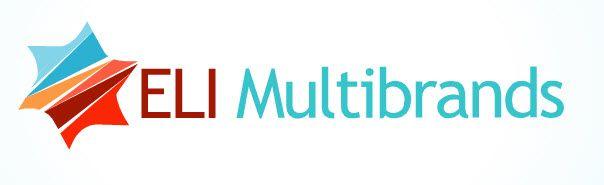 Логотип для компании ELI Multibrands - дизайнер Gen_1
