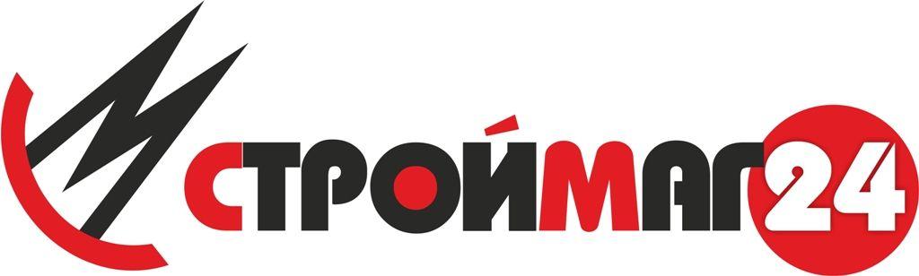Лого и фирм стиль для Строймаг24 - дизайнер design03