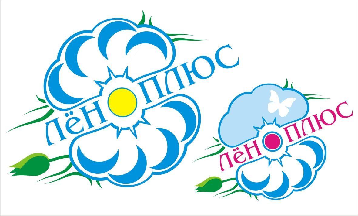 Логотип интернет-магазина ЛенПлюс - дизайнер annare