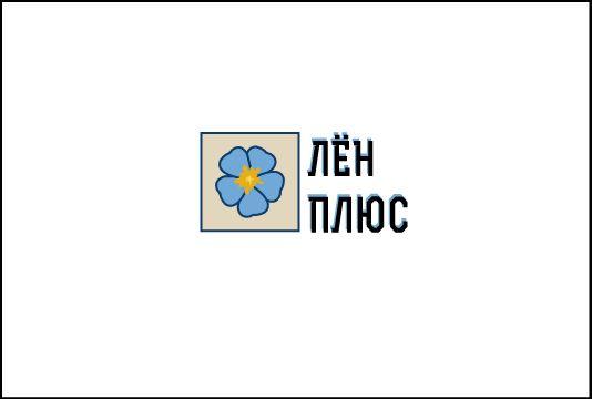 Логотип интернет-магазина ЛенПлюс - дизайнер Fanitta
