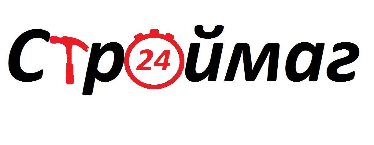 Лого и фирм стиль для Строймаг24 - дизайнер Oldish