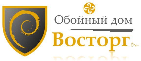 Логотип обойного дома - дизайнер BeSSpaloFF