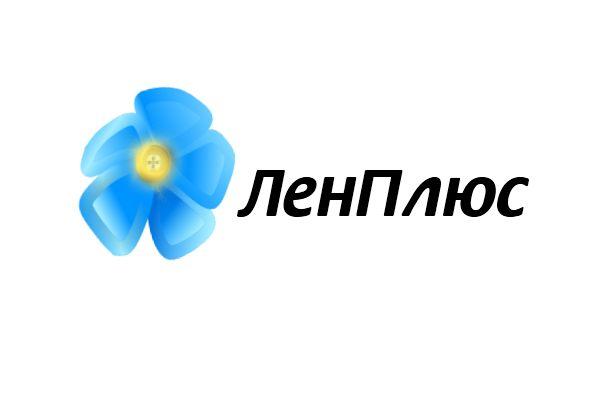 Логотип интернет-магазина ЛенПлюс - дизайнер GQmyteam
