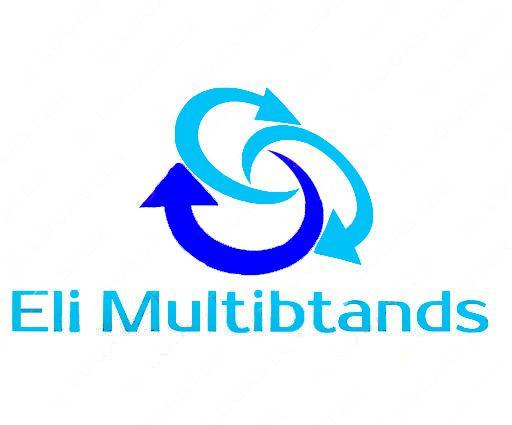 Логотип для компании ELI Multibrands - дизайнер KobyakovMihail