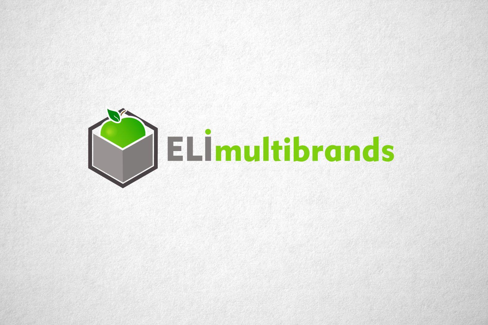 Логотип для компании ELI Multibrands - дизайнер funkielevis