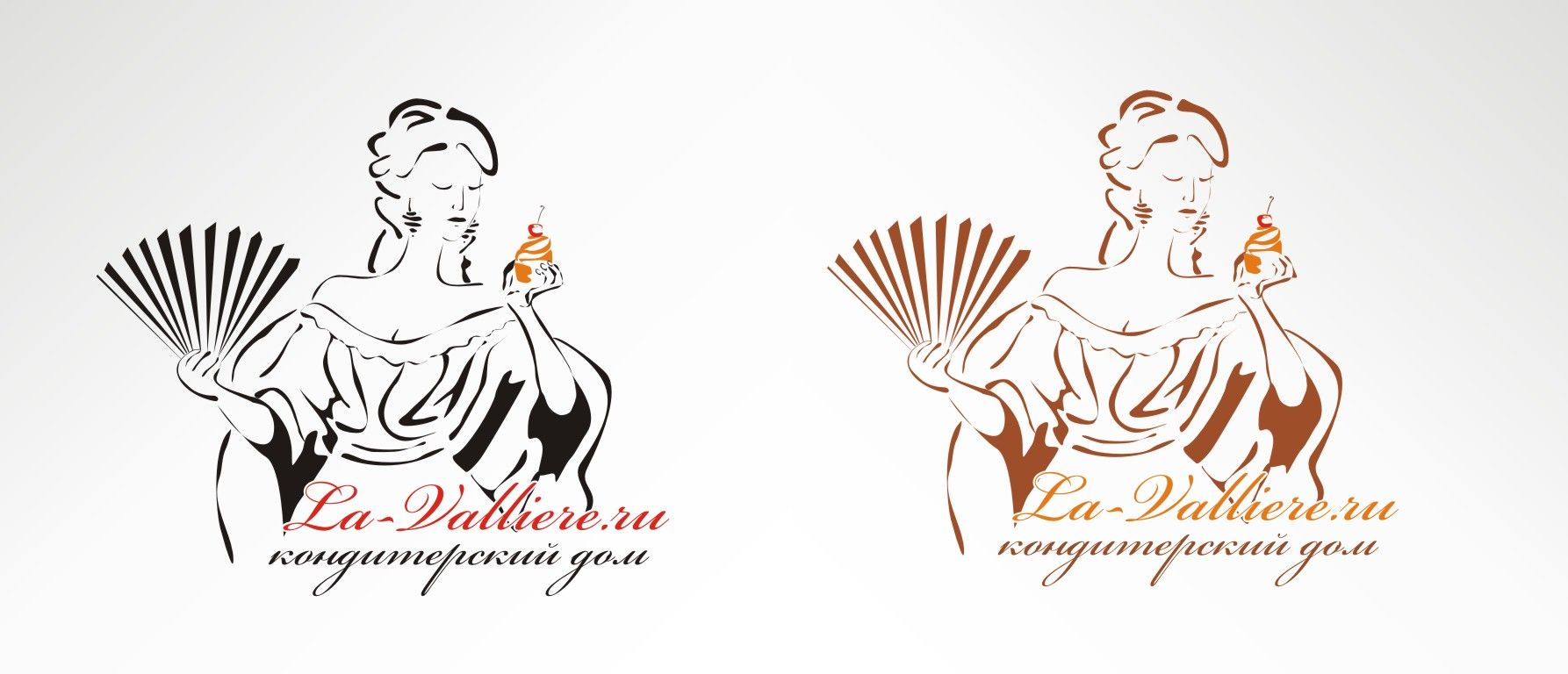 Логотип - Кондитерский дом - дизайнер Nedowo