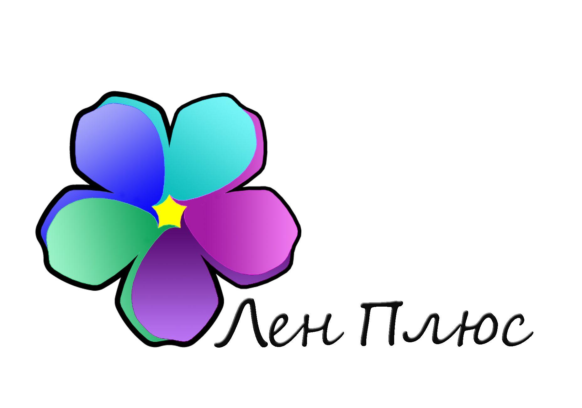 Логотип интернет-магазина ЛенПлюс - дизайнер Alex_Pro