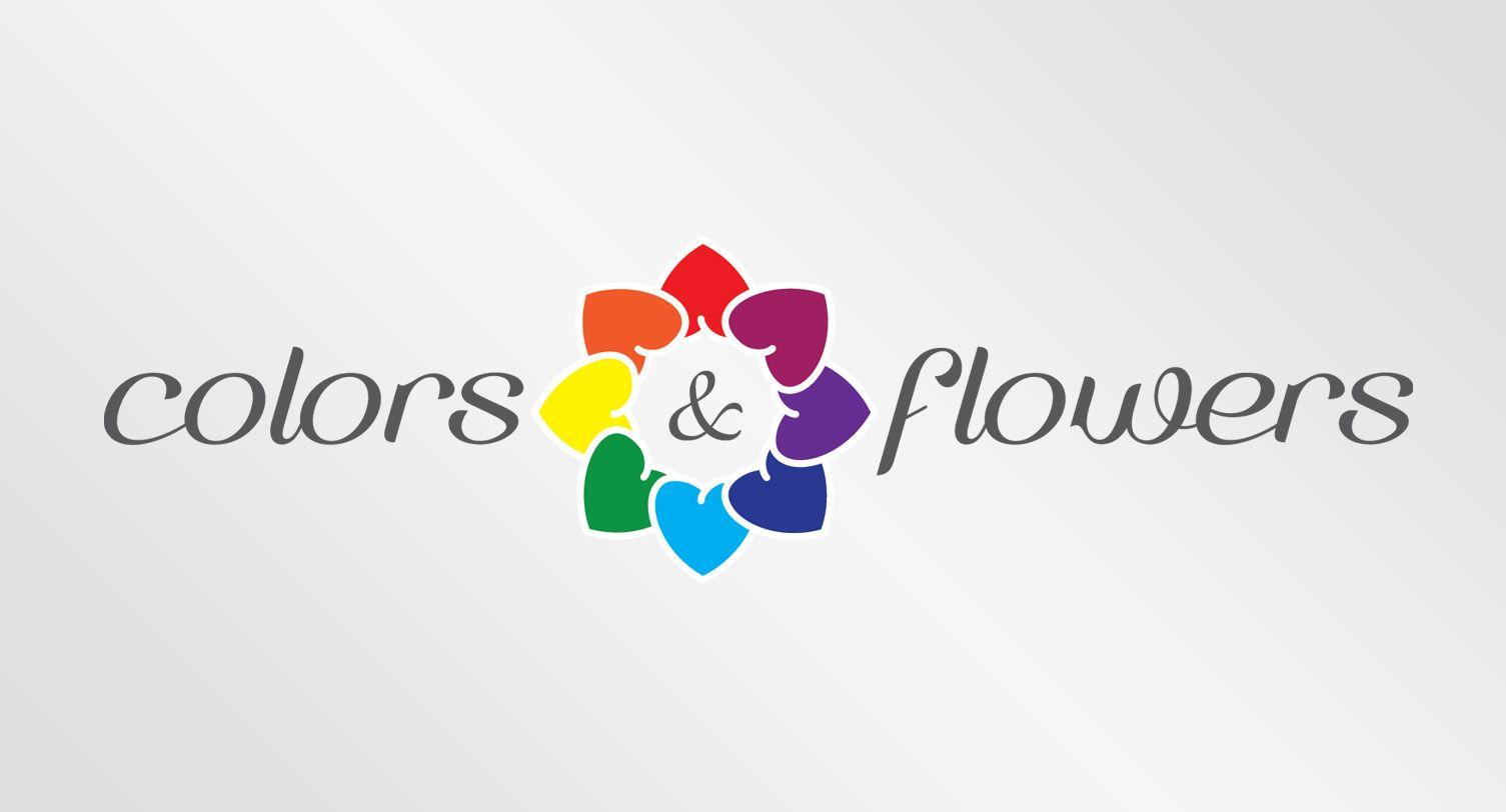 Colors & Flowers Логотип и фирменный стиль - дизайнер andyul