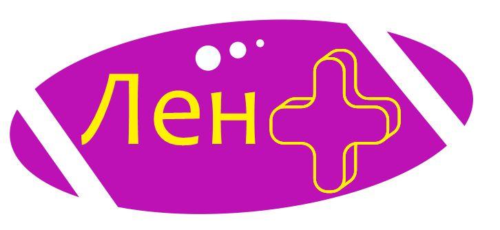 Логотип интернет-магазина ЛенПлюс - дизайнер baltomal