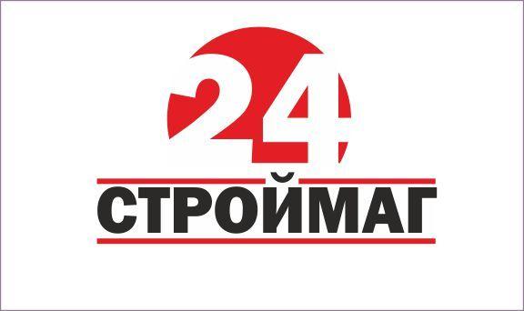 Лого и фирм стиль для Строймаг24 - дизайнер veterokanna