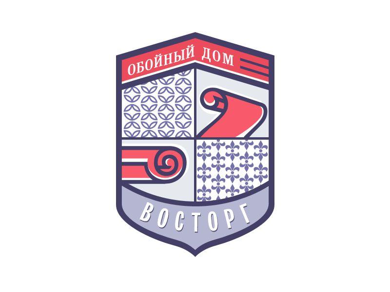 Логотип обойного дома - дизайнер karina_a