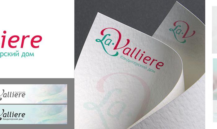 Логотип - Кондитерский дом - дизайнер Hanterka