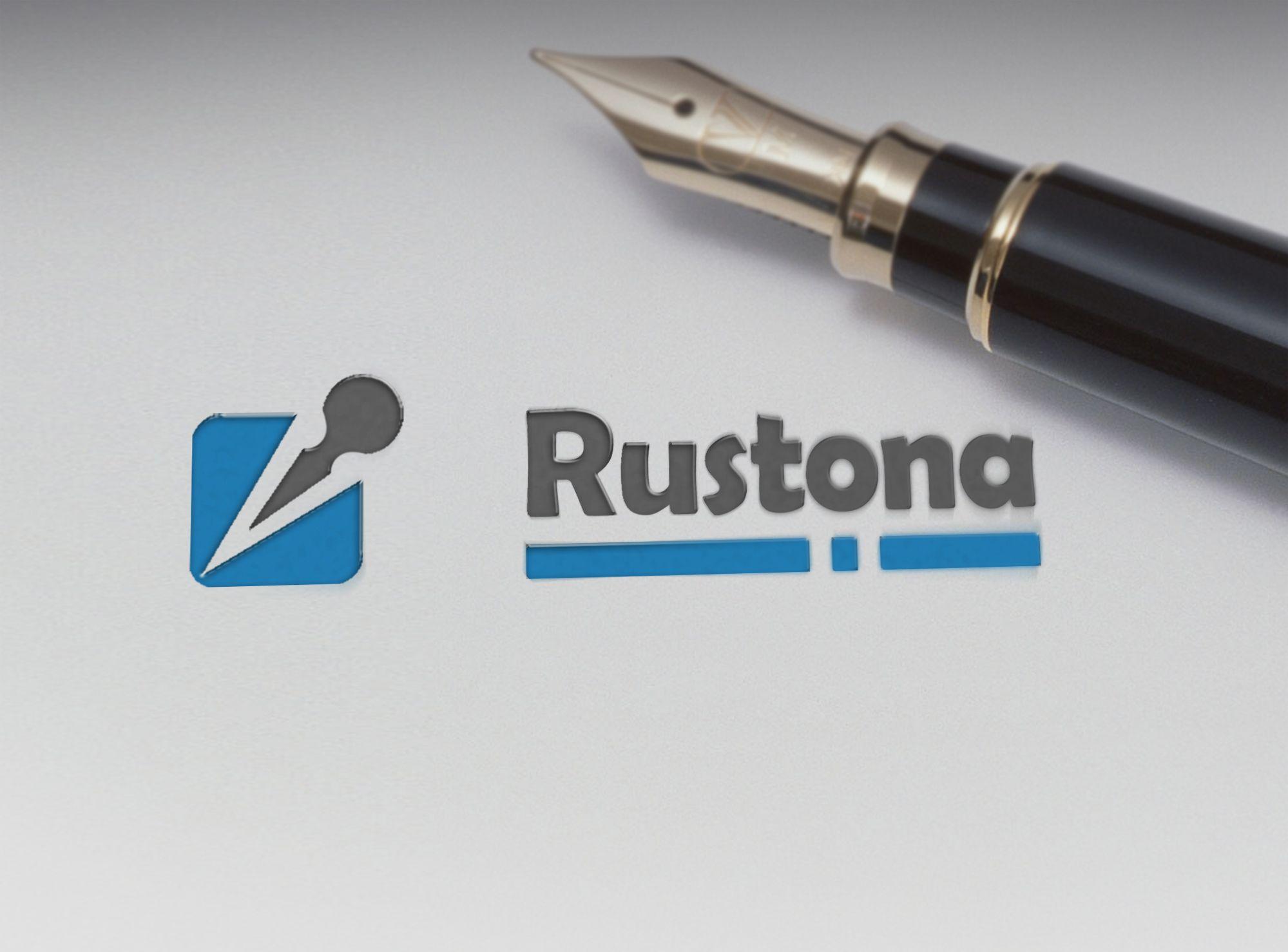 Логотип для компании Рустона (www.rustona.com) - дизайнер sehu