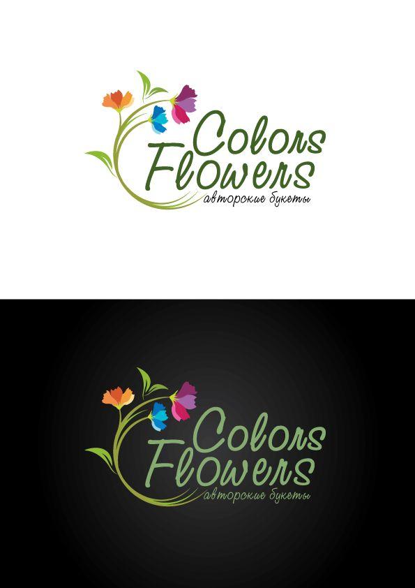 Colors & Flowers Логотип и фирменный стиль - дизайнер peps-65
