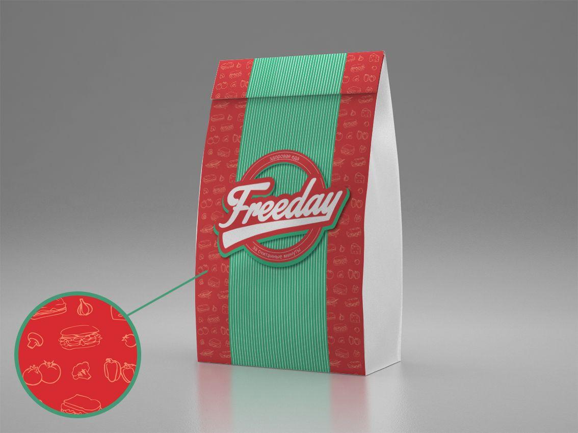 Кафе быстрого обслуживания (fast food) - дизайнер YuliyaYu