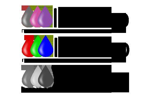 Логотип и фирм.стиль для магазина картриджей - дизайнер REM_PRV