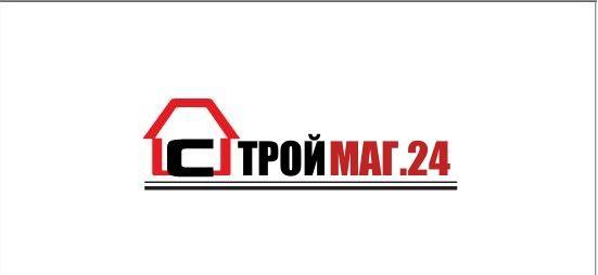 Лого и фирм стиль для Строймаг24 - дизайнер alena26