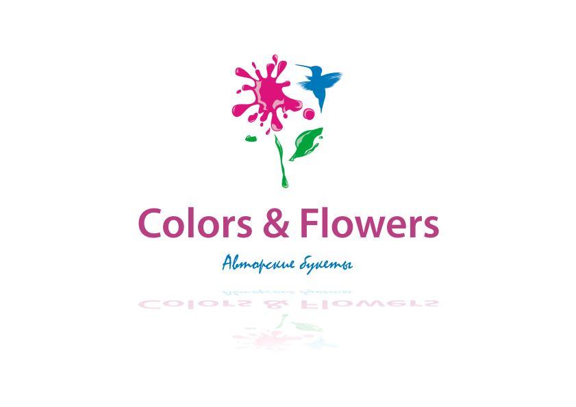 Colors & Flowers Логотип и фирменный стиль - дизайнер Yak84