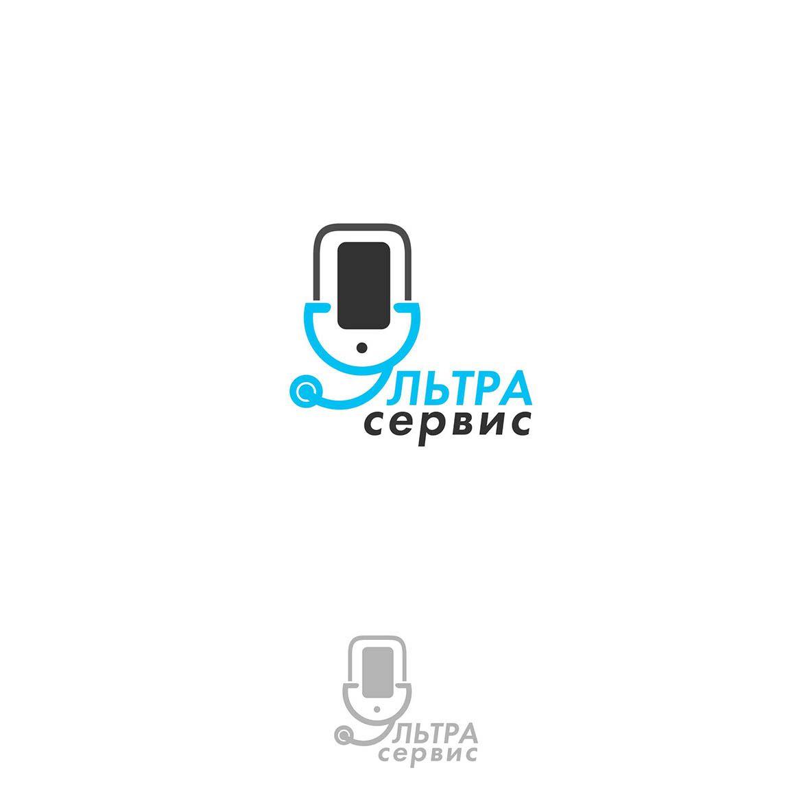 Логотип и фирменный стиль сервисного центра - дизайнер AngelinaNew
