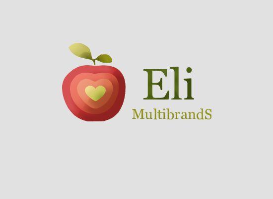 Логотип для компании ELI Multibrands - дизайнер web_fl